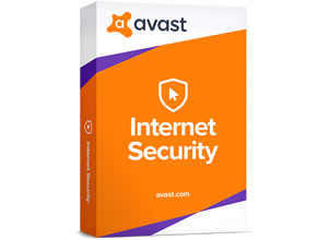 Avast Internet Security 10 PC 3 Anos