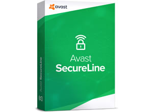 Avast SecureLine VPN 10 PC 1 Ano